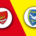 Felixstowe & Walton United vs. Canvey Island