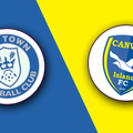 Bury Town vs. Canvey Island