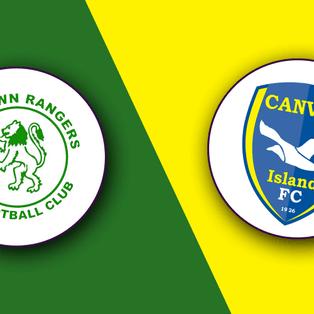 Soham Town Rangers 1-0 Canvey Island