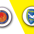 Witham Town vs. Canvey Island