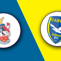 Brentwood Town vs. Canvey Island