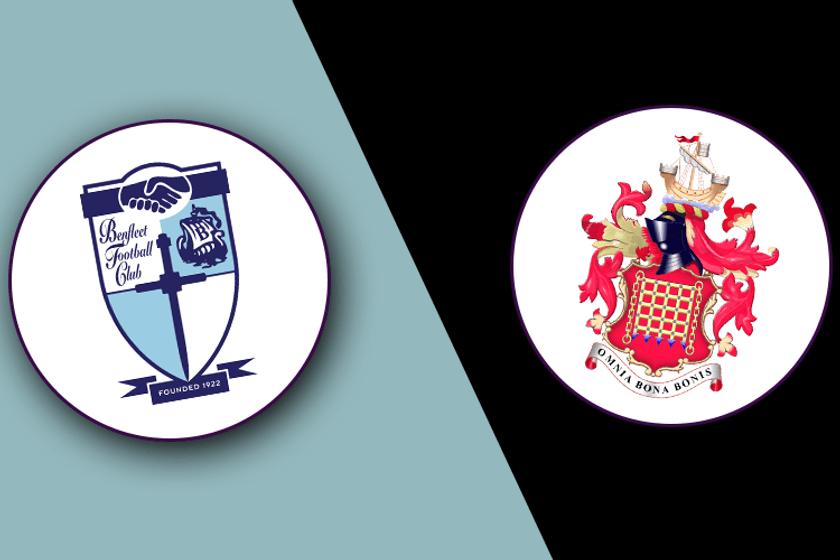 Benfleet beat Harwich & Parkeston 1 - 0