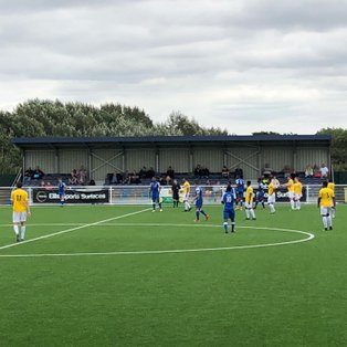 Grays Athletic 1-1 Canvey Island