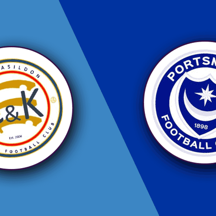 C&K Ladies Host Pompey On Sunday
