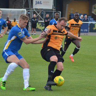 Cheshunt 1-0 Canvey Island
