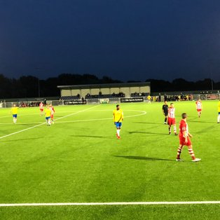 Bowers & Pitsea 2-0 Canvey Island