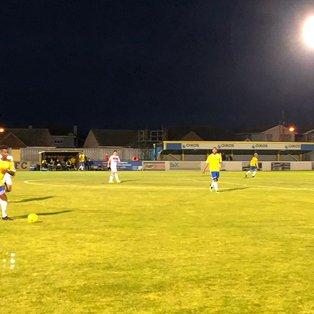 Canvey Island 2-1 Dagenham & Redbridge