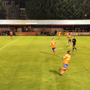 Braintree Town 4-0 Canvey Island