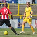Jake Pitty Leaves For Aveley
