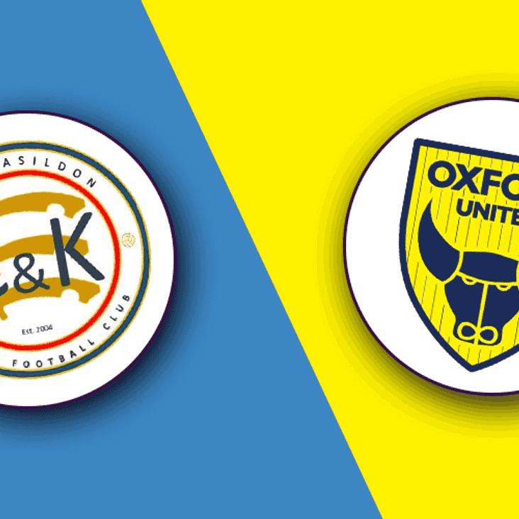 C&K Ladies Host Oxford United On Sunday