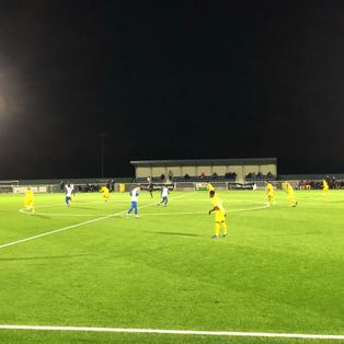 Aveley 2-0 Canvey Island