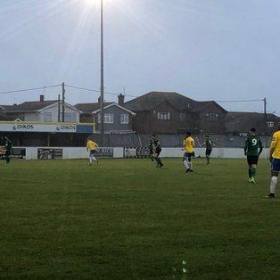Canvey Island 0-1 Soham Town Rangers