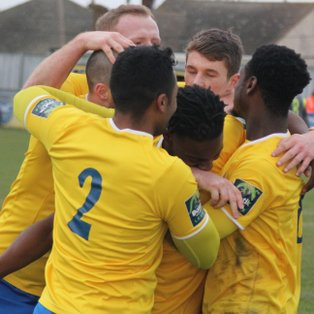 Canvey Island 2-0 Grays Athletic