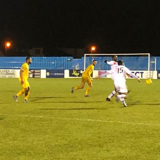 Canvey Island 0-3 Dagenham & Redbridge