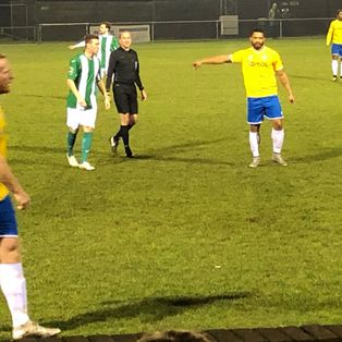 Great Wakering Rovers 2-1 Canvey Island