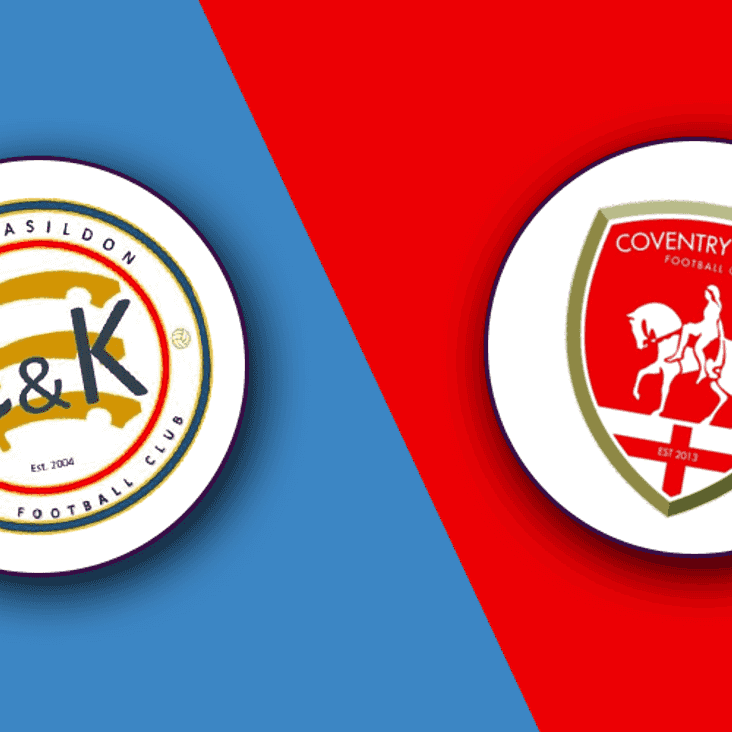 C&K Ladies Host Table-Topping Coventry United