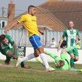 Canvey Island 4-0 Basildon United
