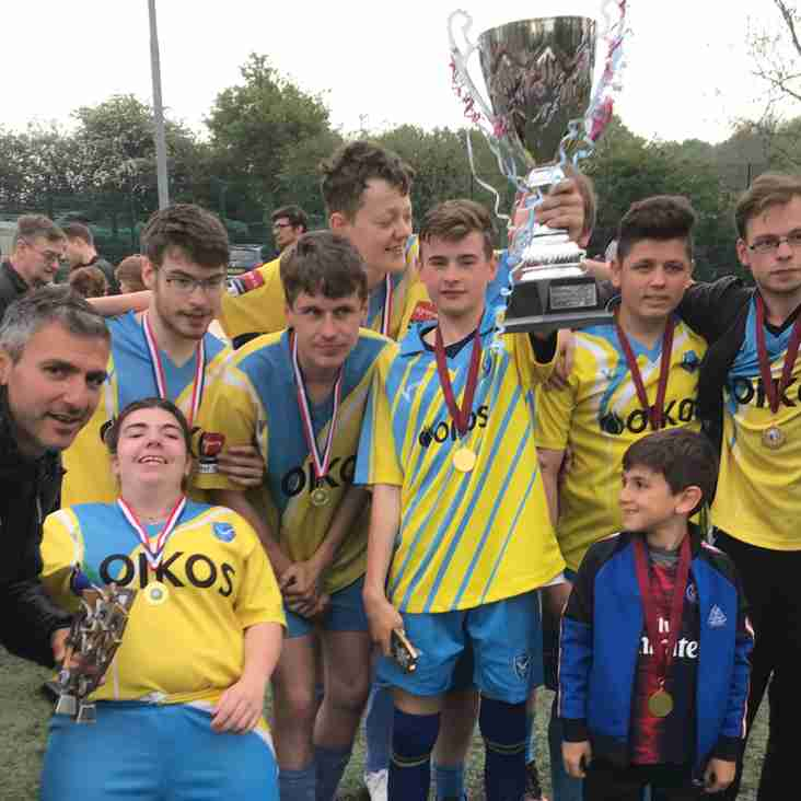Successful Tournament For Soccability Side