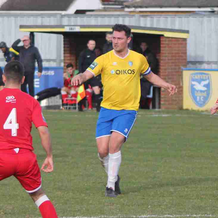 James White Signs Up For 2019/20!