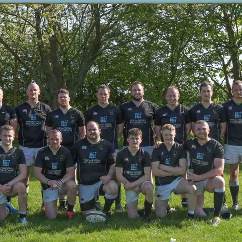 Kesteven RFC Presidents Day 2018