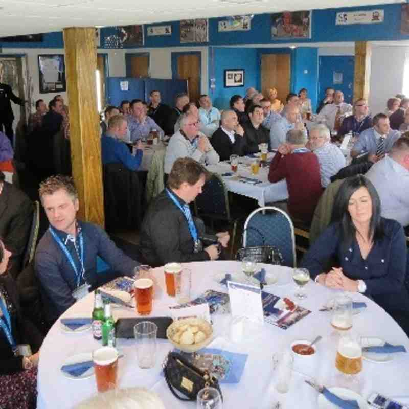 Nuneaton vs Luton - Corporate Hospitality
