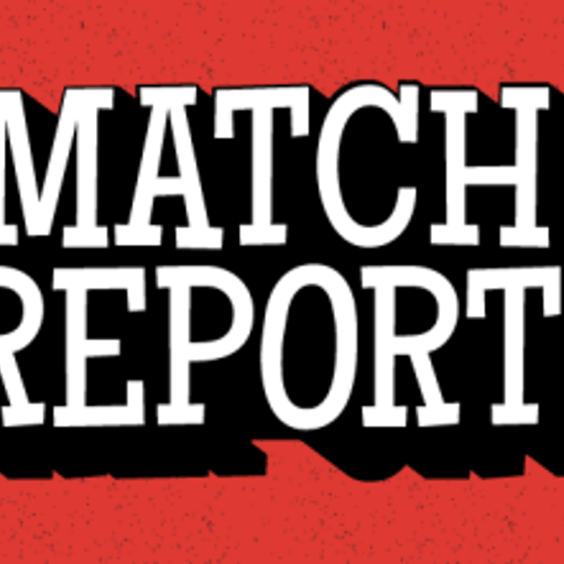 Match Reports - Lets have them!