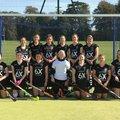 Ladies 1s beat Chippenham 3 10 - 0