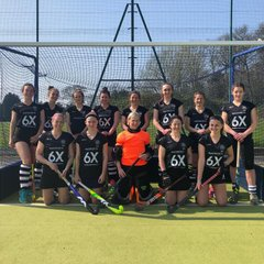 Ladies 1s 30th March 2019