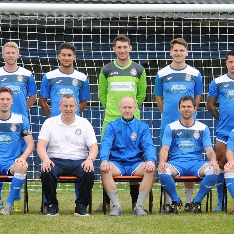 1st Team beat Peterborough Northern Star 2 - 0