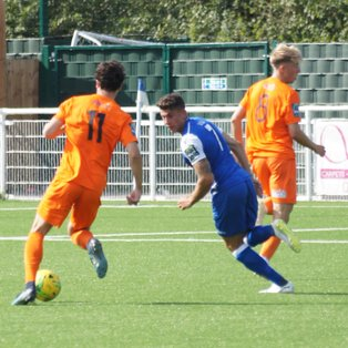 Another successful away day for the Jammers at Aveley
