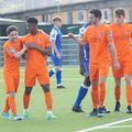 Jammers dumped out of Essex Senior Cup