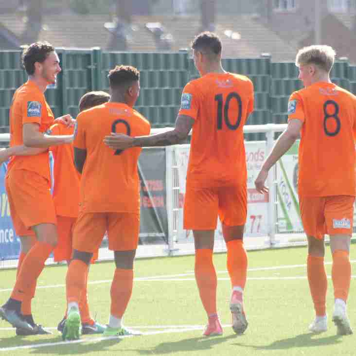 Second half goals give the Jammers excellent win