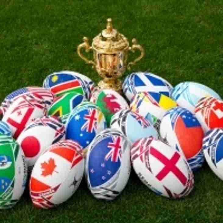 YOUNG PLAYERS CHOSEN TO BE PART OF BALL TEAMS FOR RUGBY WORLD CUP 2015