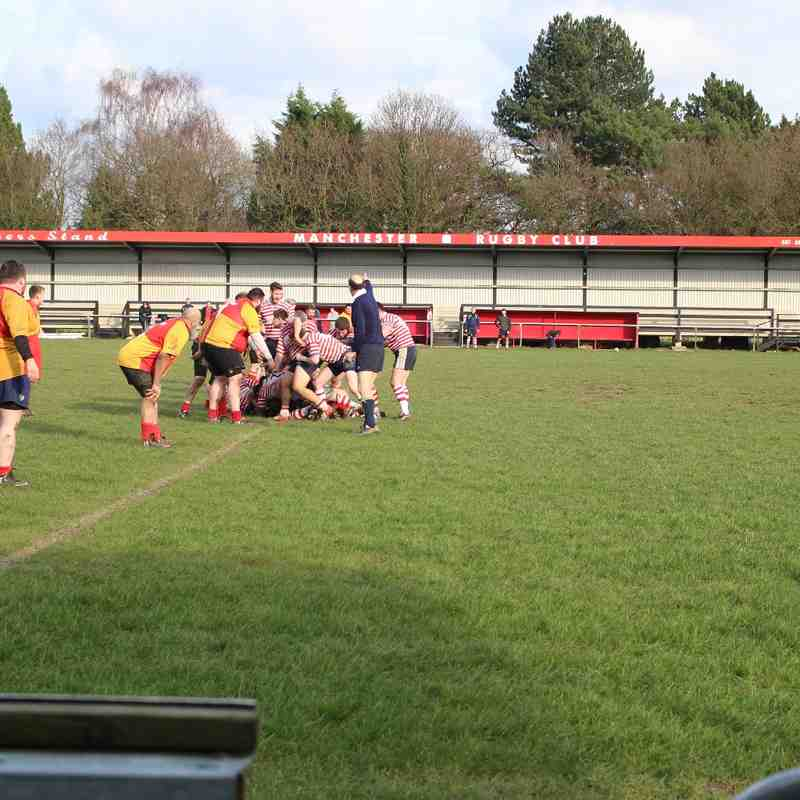 3rd XV -v- Carrington 13th Feb part two