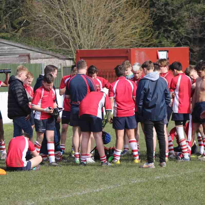U15 Manchester -v- Southport
