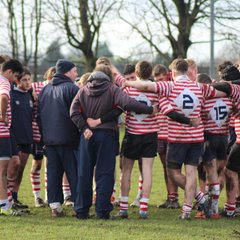 U16 & U17 -v- Bury 29th Jan 2017
