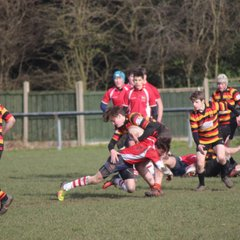 U16 v Heaton Moor 12th Feb 2017