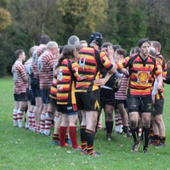3's v Heaton Moor 2's 11th Nov 2017