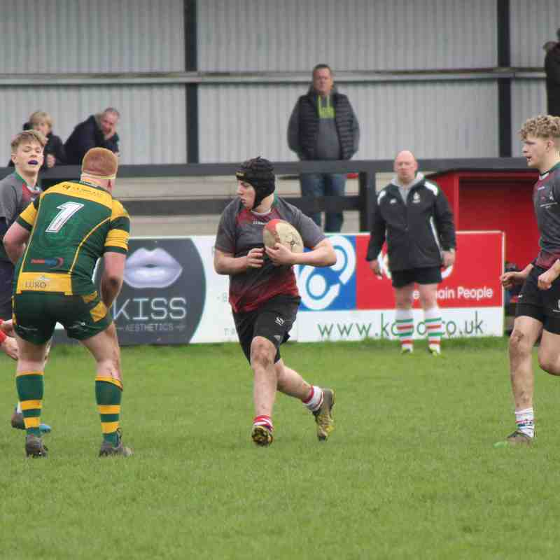 Makos v West Park St Helens 15th April 2018