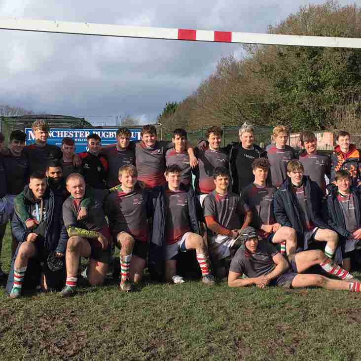 Mako's Colts Finish Second In Their League