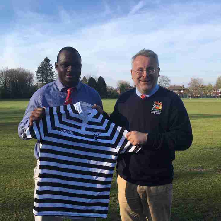 Manchester Supports Grass Roots Rugby in Zimbabwe