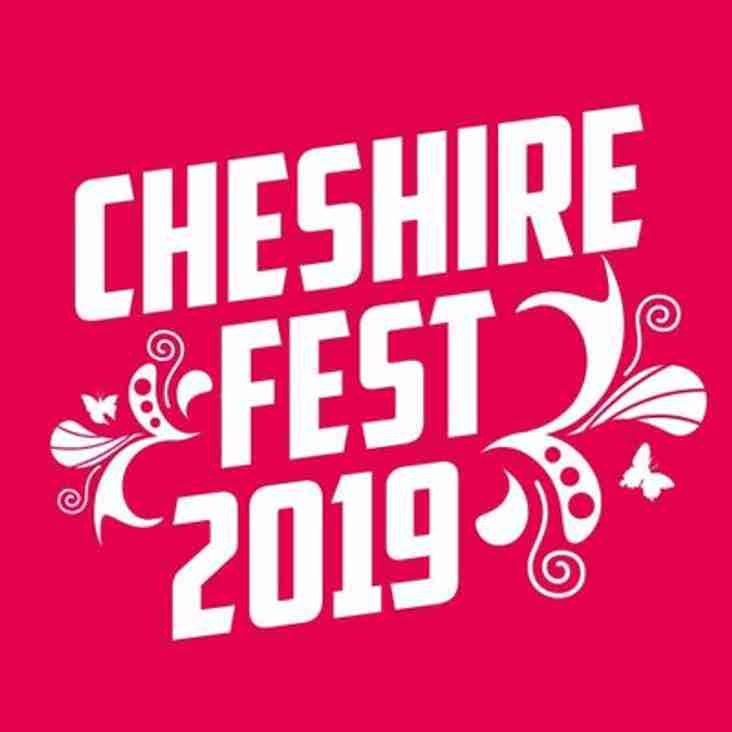 Cheshirefest @ Manchester Rugby Club