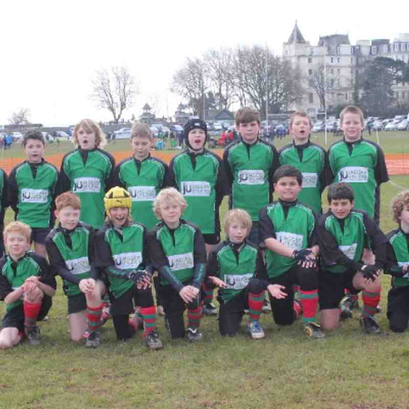 Torquay Under 10 Rugby Festival 2013