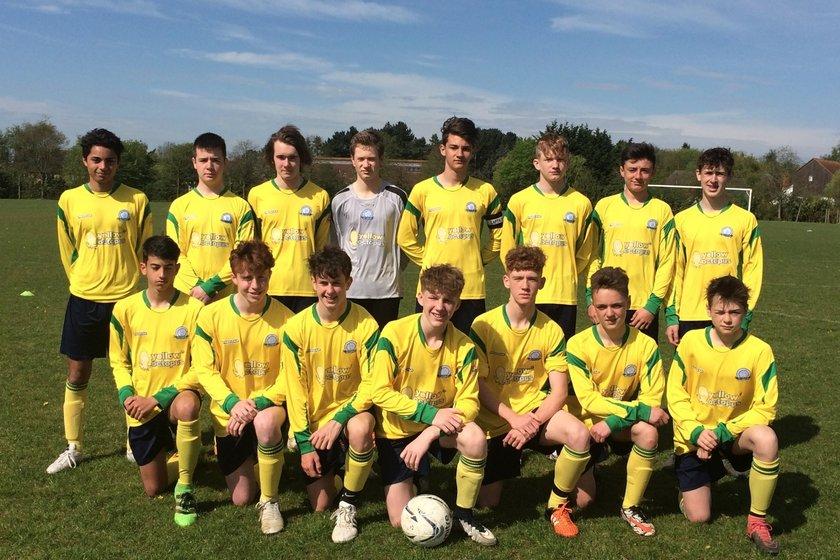 Roman Rangers Y.F.C. 1 - 1 AFC Oakley