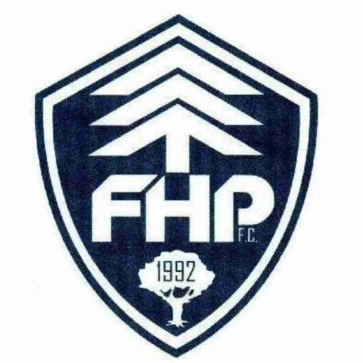 Four leagues matches over nine days for FHP.....