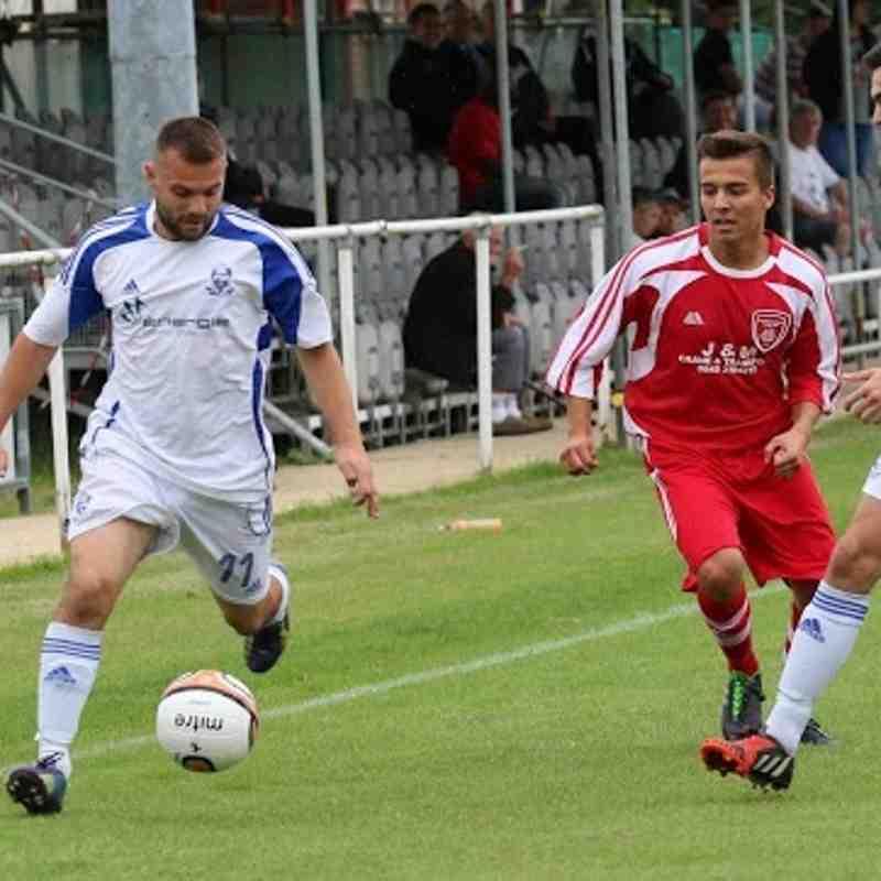 First Team v Gravesham Borough - 29th August 2015