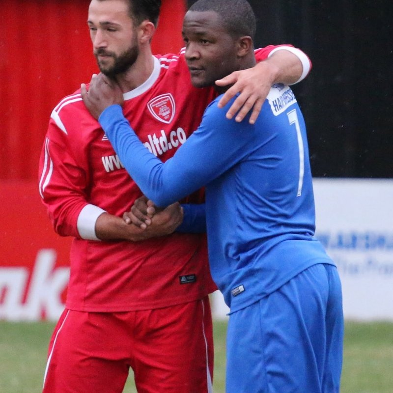 Forest Hill disappointed to lose 1-0 at Gravesham...