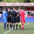 Gravesham vs FHP 15.10.16
