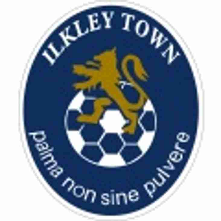 NEW JOB OPPORTUNITY AT ILKLEY TOWN AFC!!!