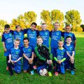 U9 Lions lose to Olney Town Colts FC Jets